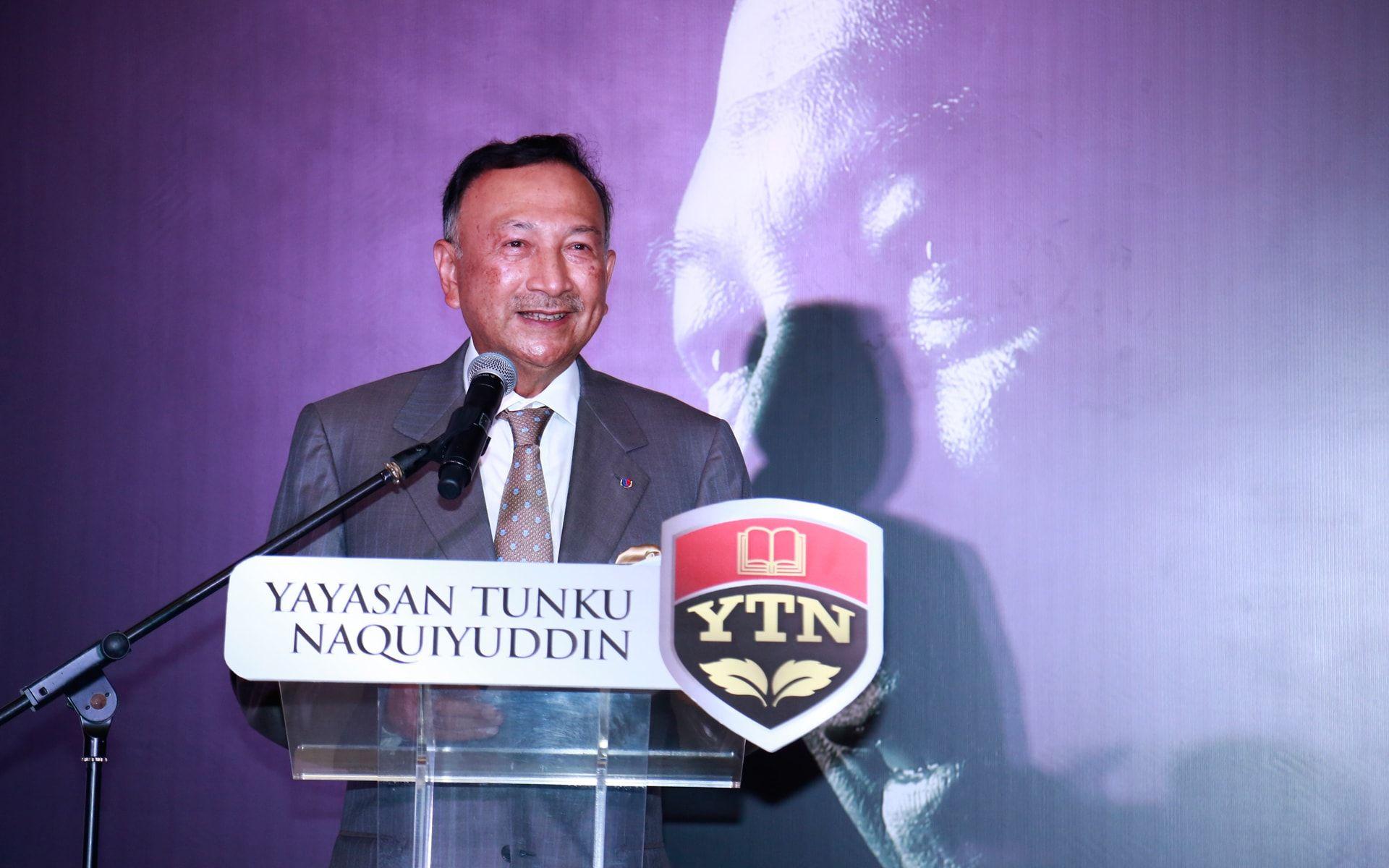 Tunku Naquiyuddin
