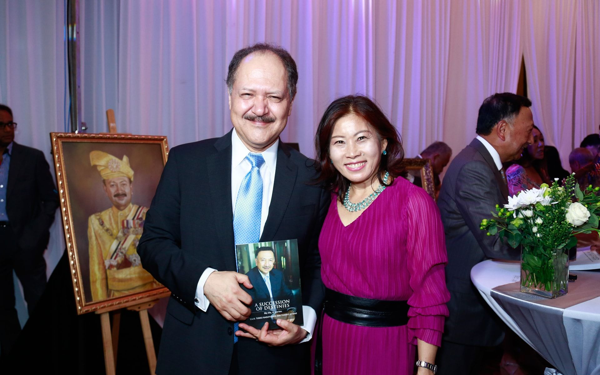 Carlos Félix Corona and Sonia Eun Hai Kim