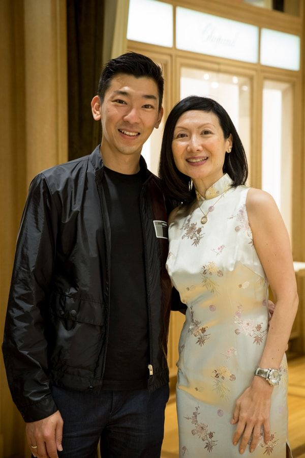 Jon Tan and Karen Teh