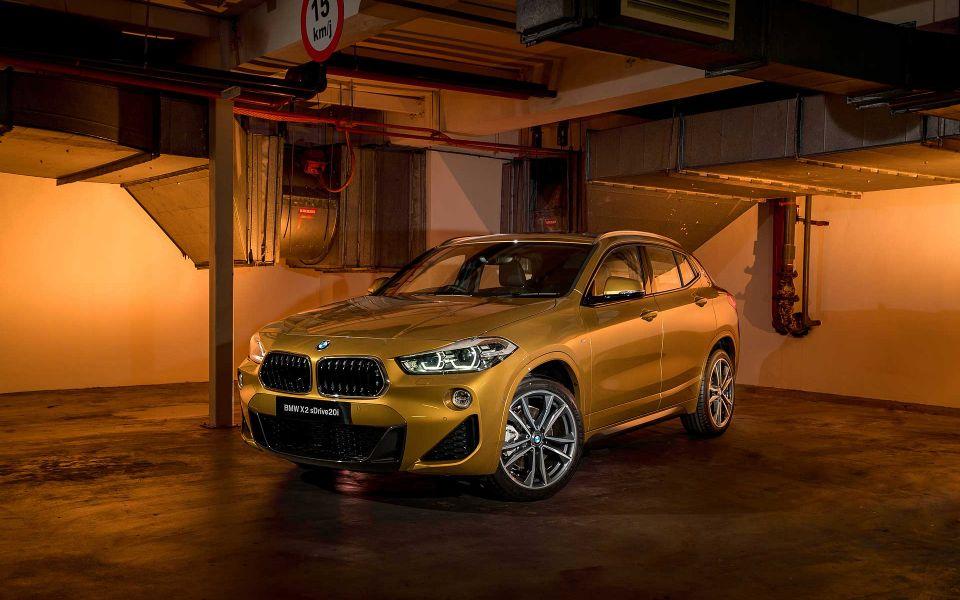 BMW X2 Exterior