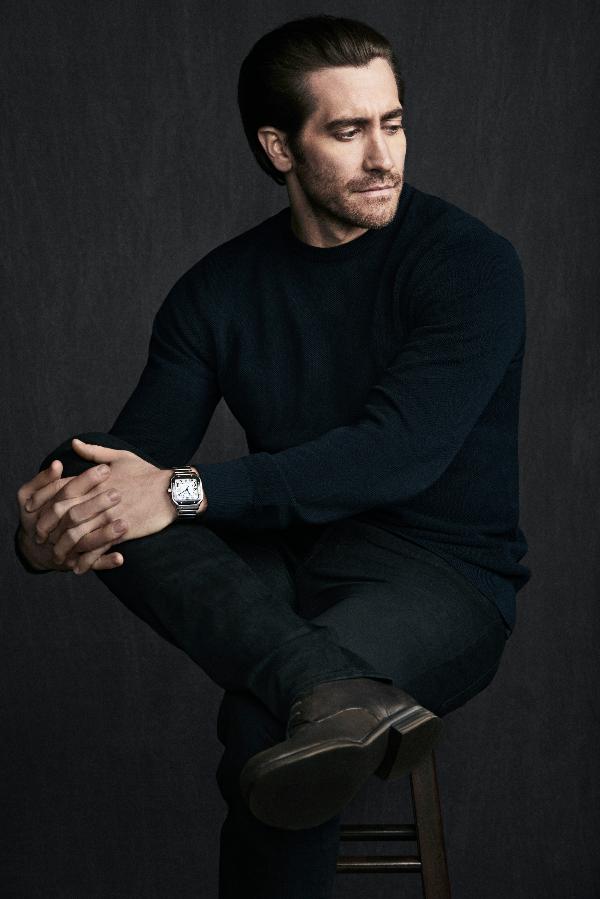 Jake Gyllenhaal (Photo: Cartier)