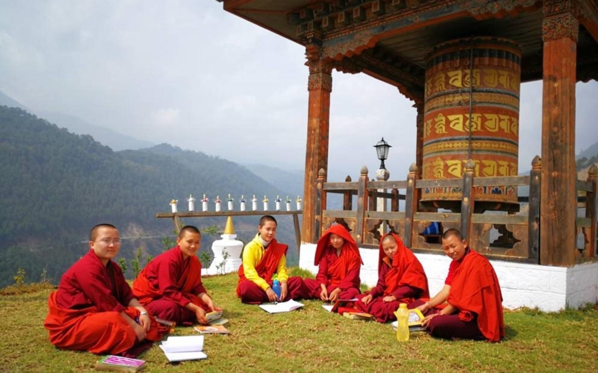 Sangchhen Droji Lhuendrup Lhakhang Nunnery