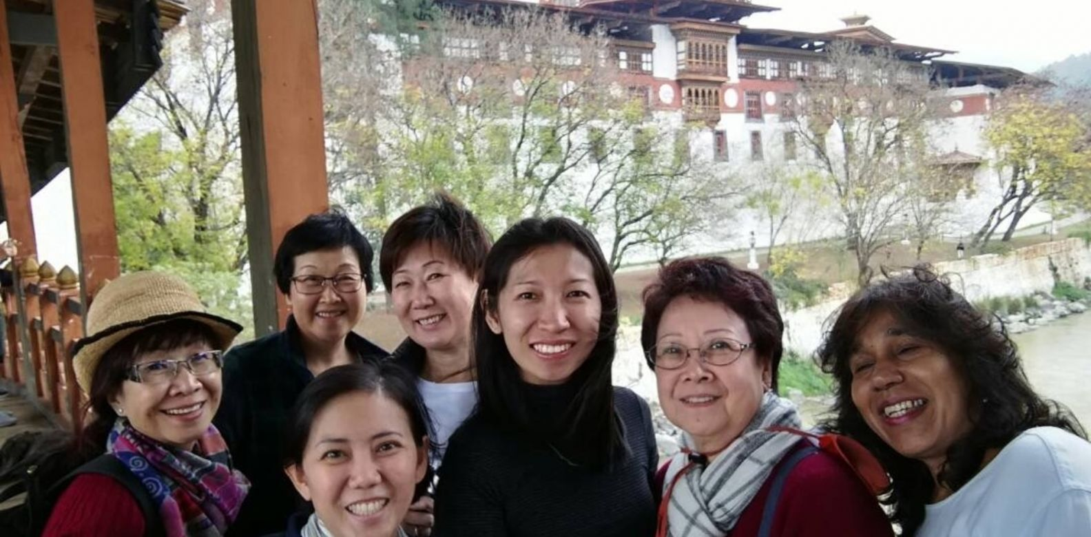 Florence Fang, tour group