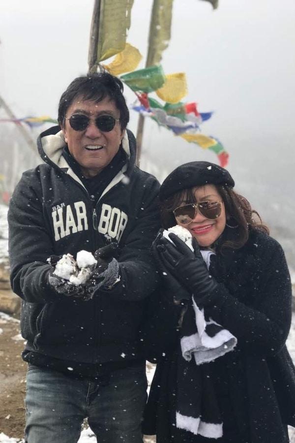 Captain Wee Eng Lee, Dato' Rosemarie Wee