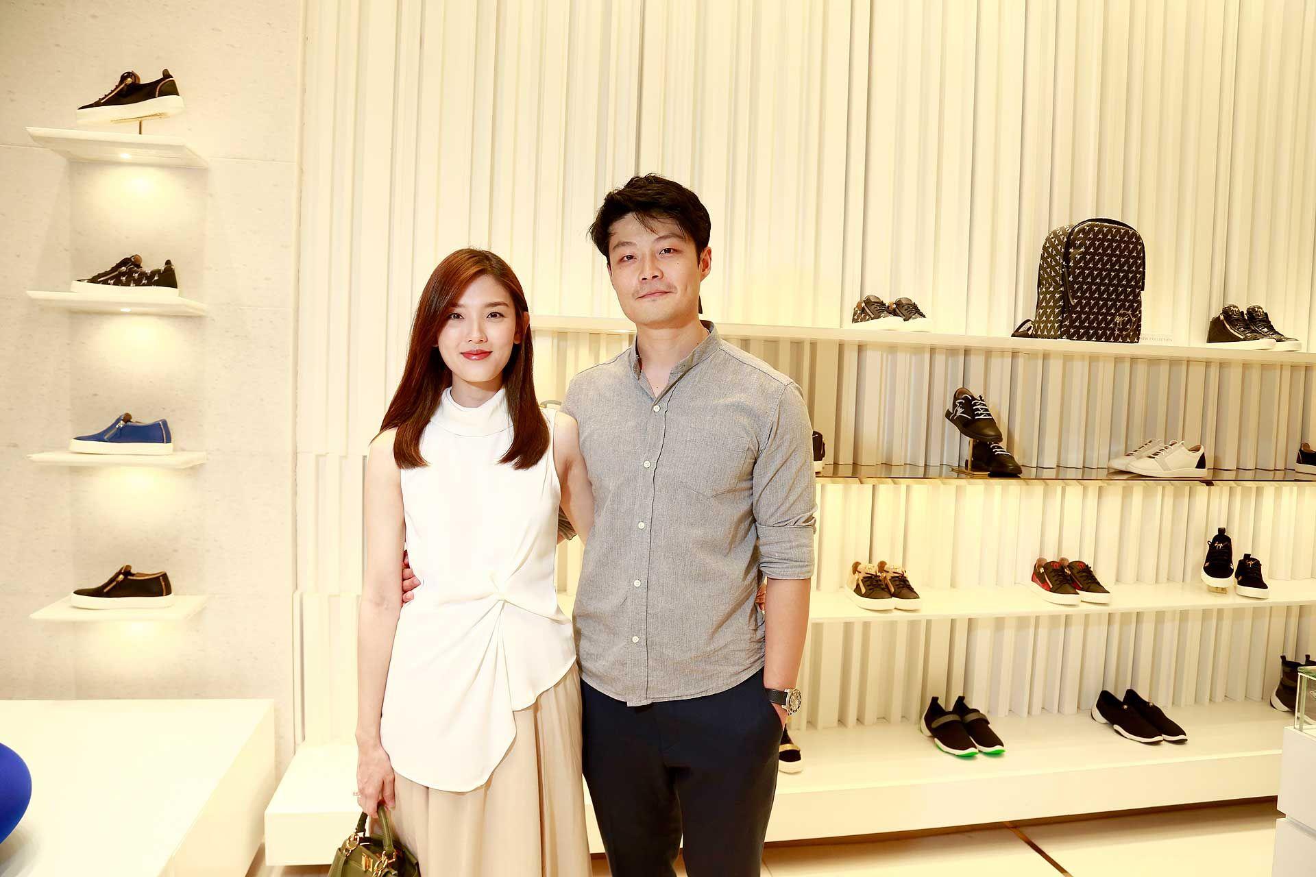 Yen Yen & Gavin Li