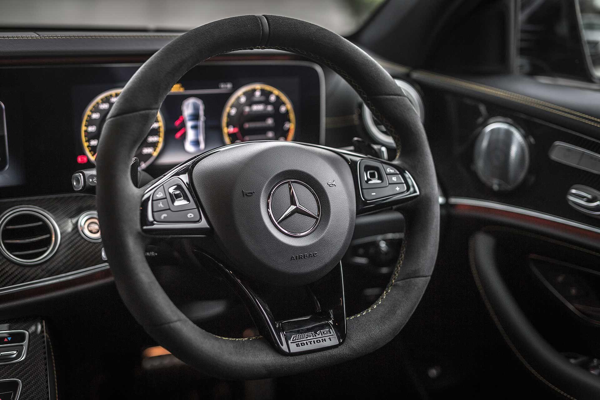 Mercedes-AMG E 63 S 4MATIC+ 2