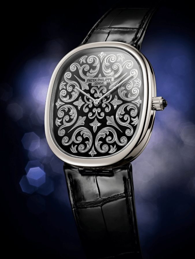 The Golden Ellipse 50th anniversary limited edition (Photo: Patek Philippe)