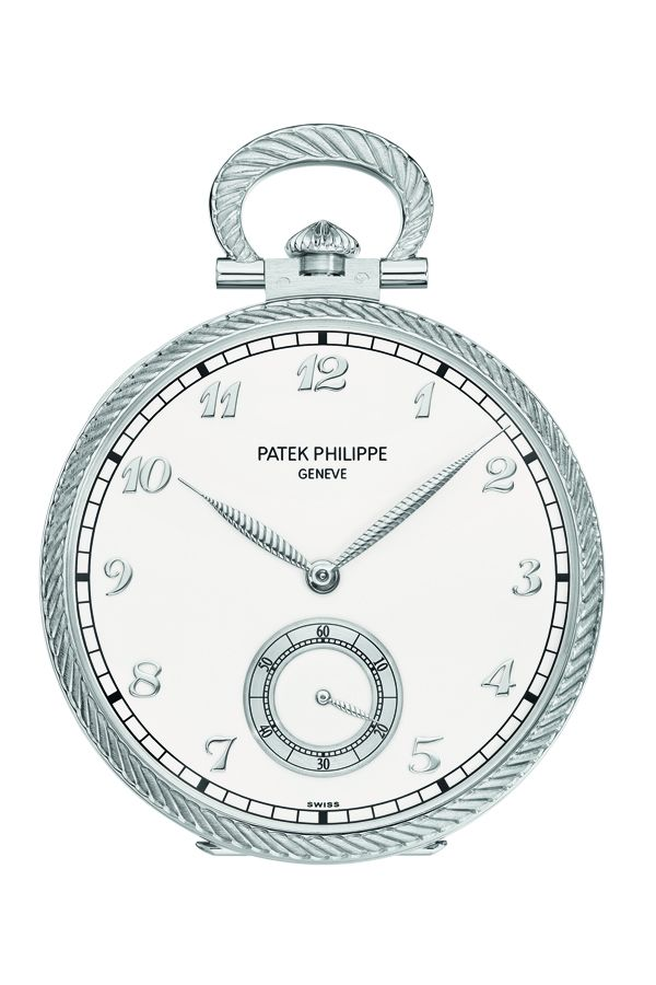 The Galleon pocket watch (Photo: Patek Philippe)