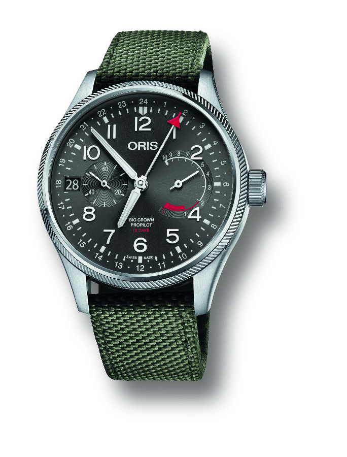 Oris Big Crown ProPilot Calibre 114 (Photo: Oris)