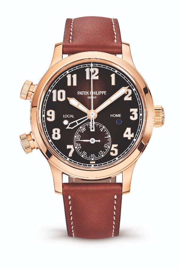 Patek Philippe Ref. 7234R-001 Calatrava Pilot Travel Time (Photo: Patek Philippe)