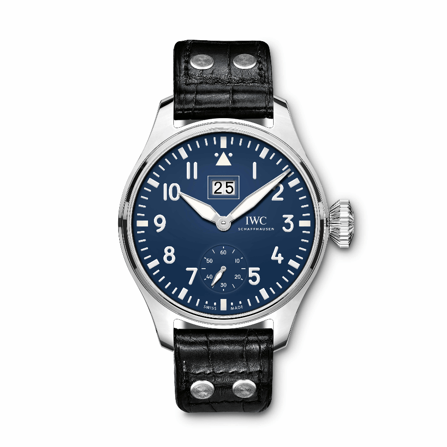 "IWC Big Pilot's Watch Big Date Edition ""150 Years"" (Photo: IWC)"