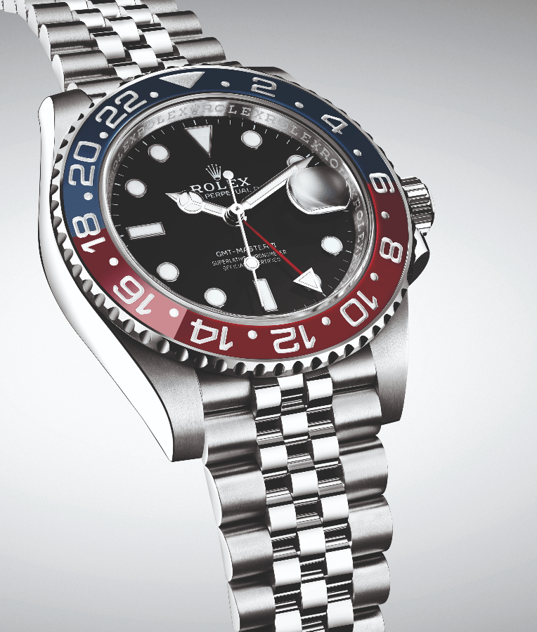 Rolex Oyster Perpetual GMT-Master II (Photo: Rolex)