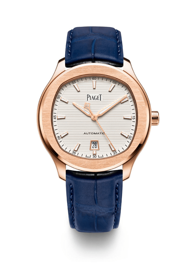 Piaget Polo S in red gold (Photo: Piaget)