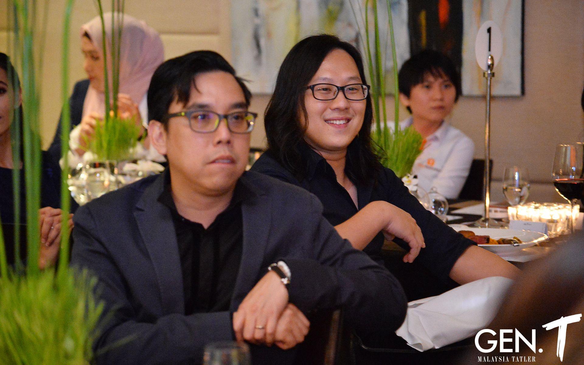 Amer Siddiq Amer Nordin and Ian Yee