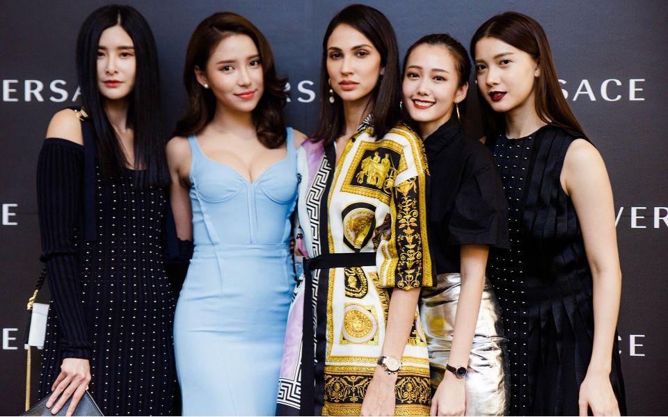 Juwei Teoh, Venice Min, Deborah Henry, Shihui Show and Serene Lim