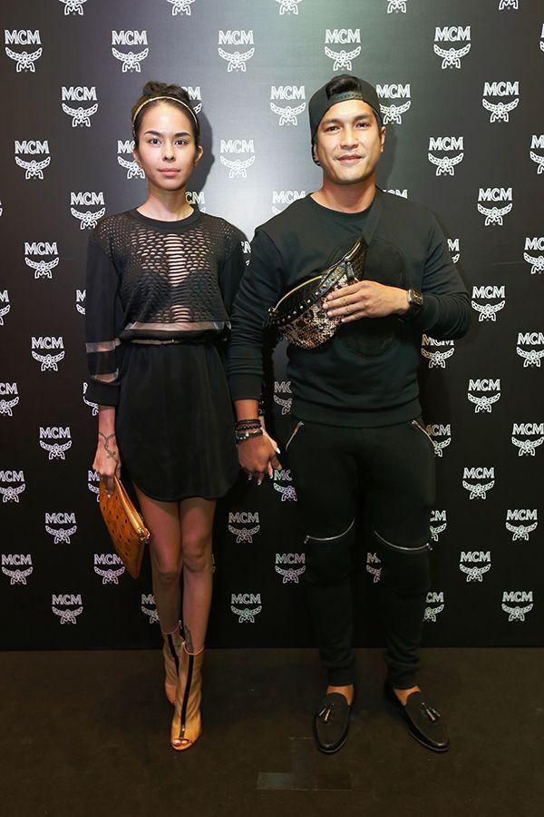 Kim Raymond & Keith Foo 2014 nov mcm