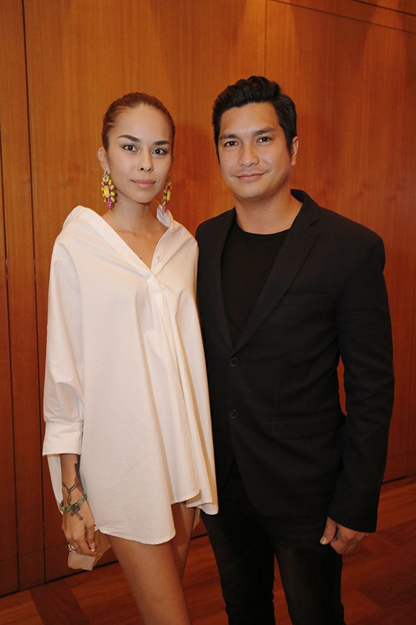 Kim Raymond & Keith Foo 2015 may nobu