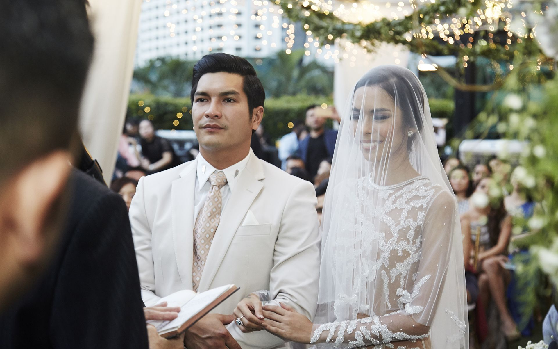 Kim Raymond & Keith Foo 2015 nov 30 wedding