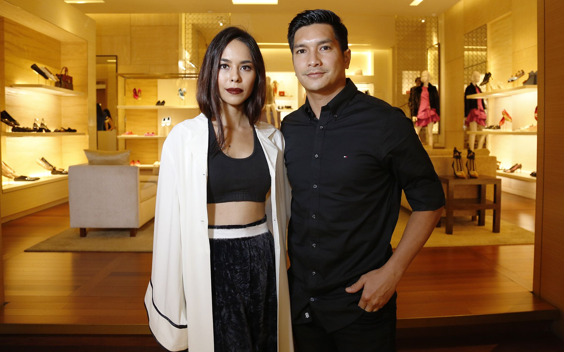Kim Raymond & Keith Foo 2017 jan unicef LV