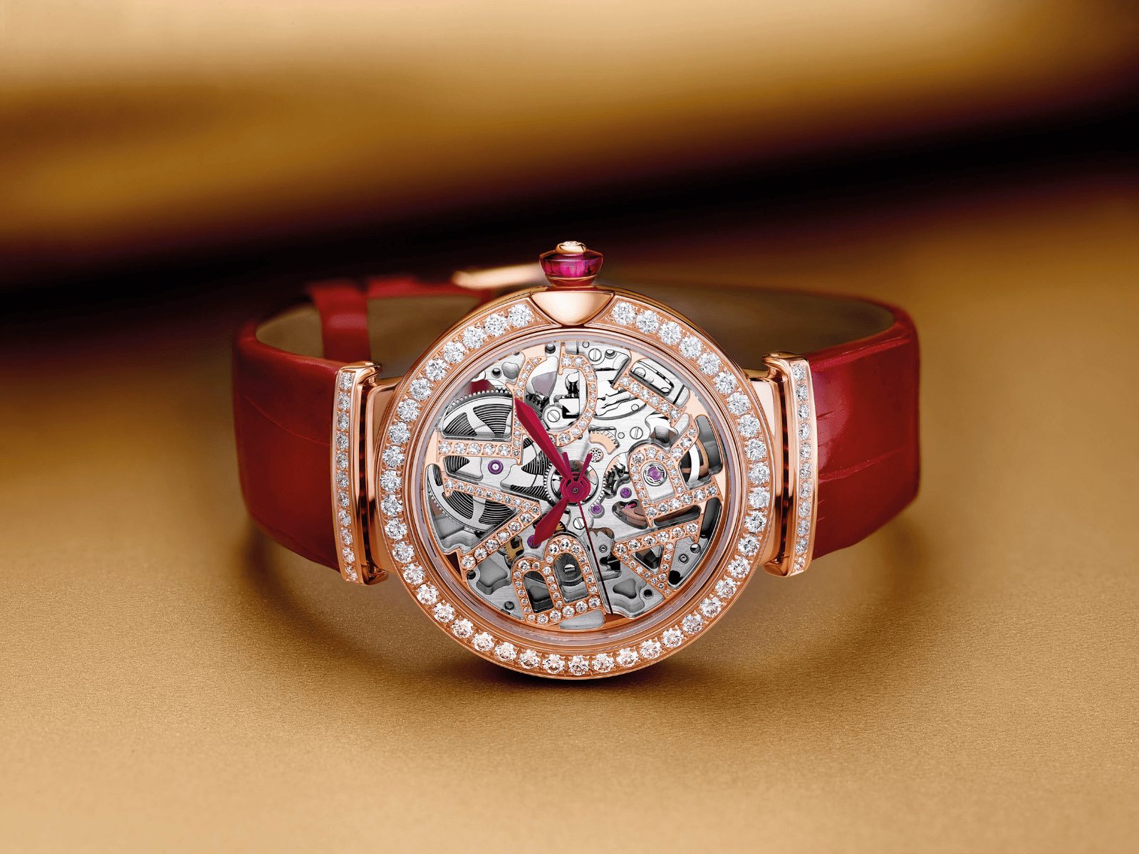 Bulgari Lvcea Skeleton (Photo: Bulgari)