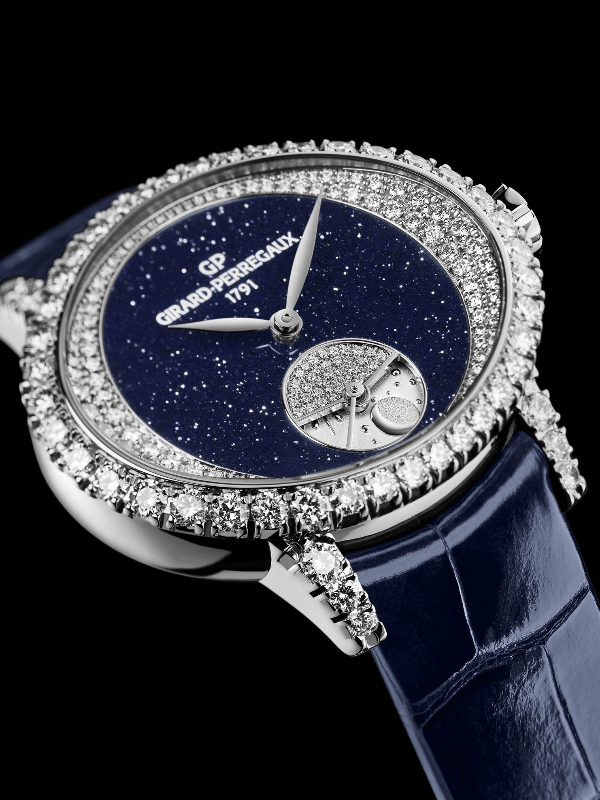 Girard-Perregaux Cat's Eye Day and Night (Photo: Girard-Perregaux)