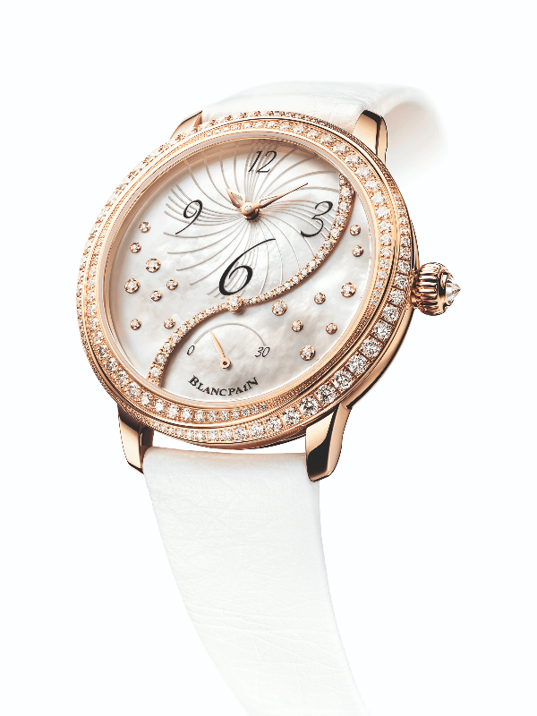 Blancpain Heure Decentree (Photo: Blancpain)