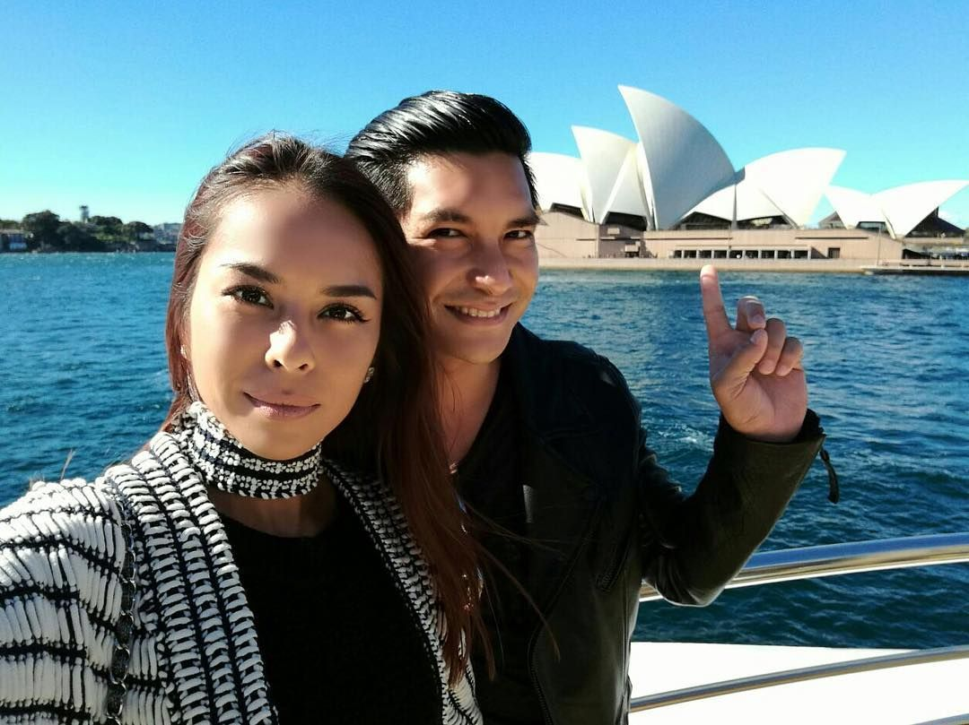 Kim Raymond & Keith Foo 2016 july sydney