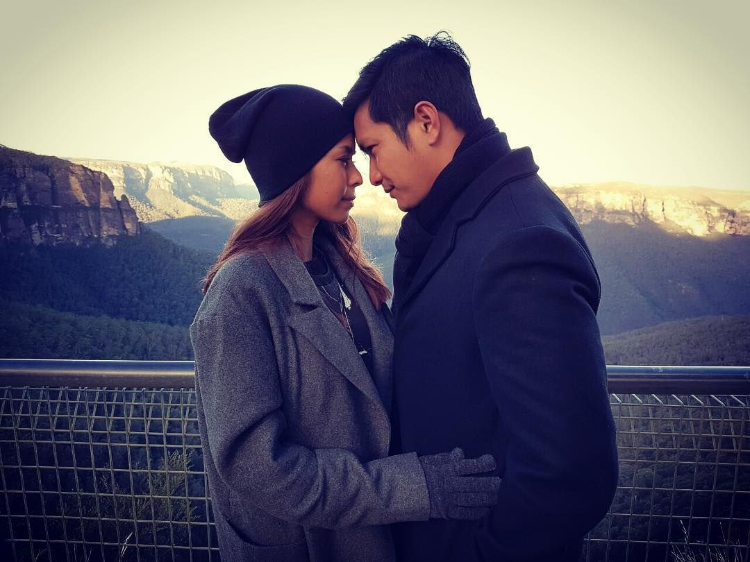 Kim Raymond & Keith Foo blue mountains australia 2016 july