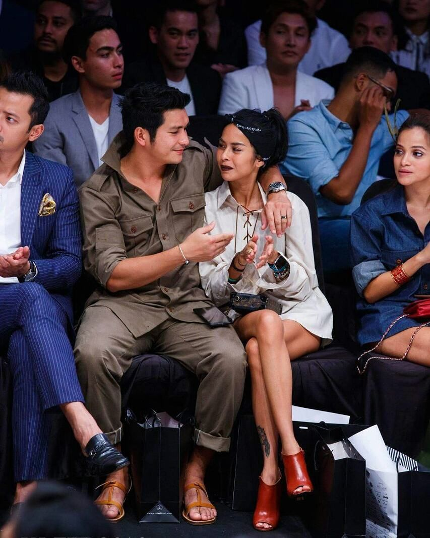 Kim Raymond & Keith Foo KLFW2016 aug