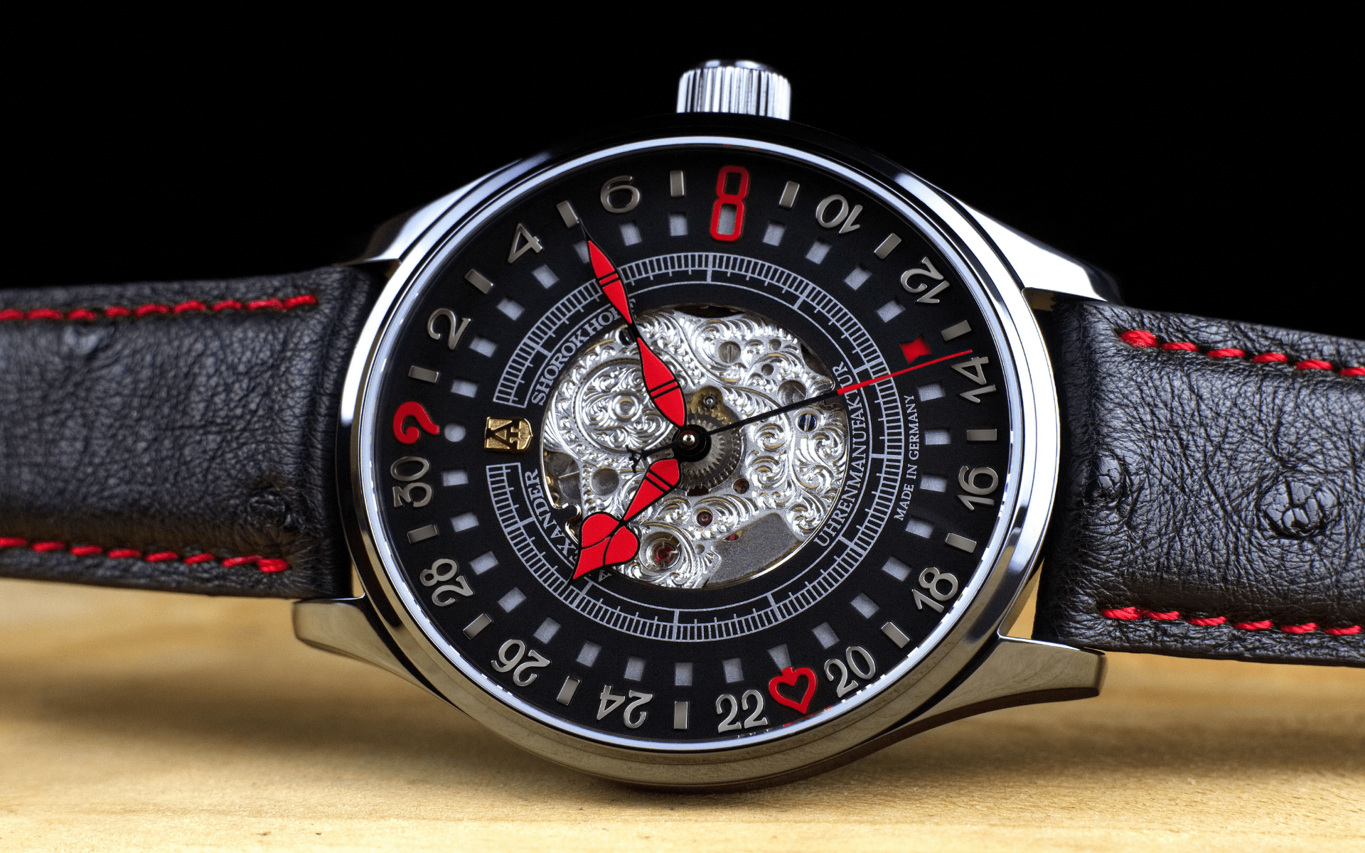 Alexander Shorokhoff Lucky 8 (Photo: Red Army Watches)