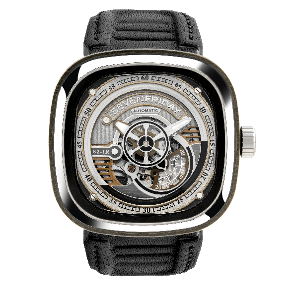 SevenFriday SR02/1 (Photo: Red Army Watches)