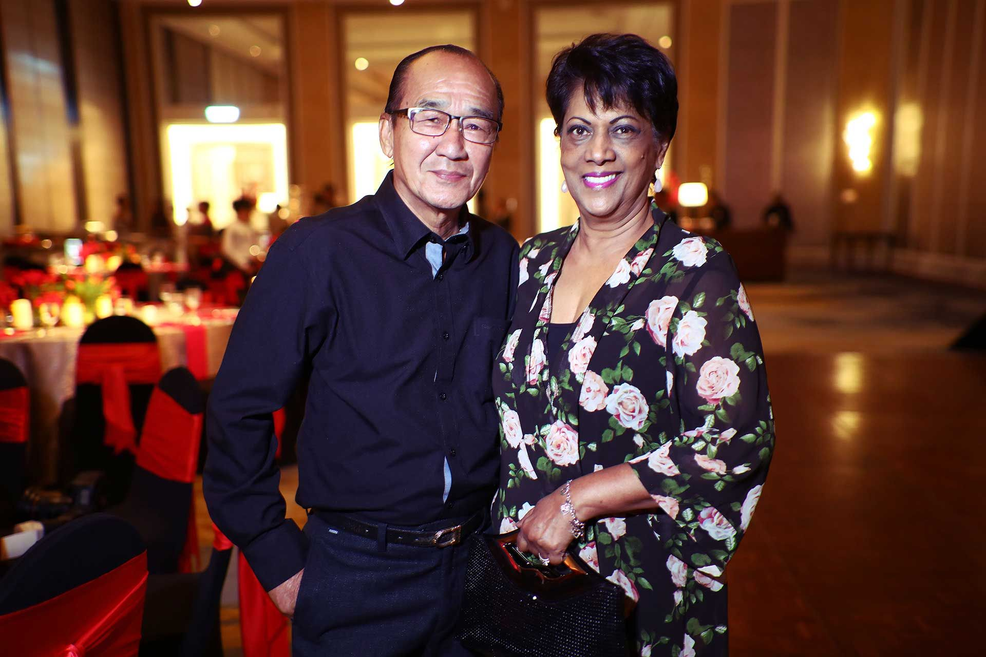 Terry and Janet Tan