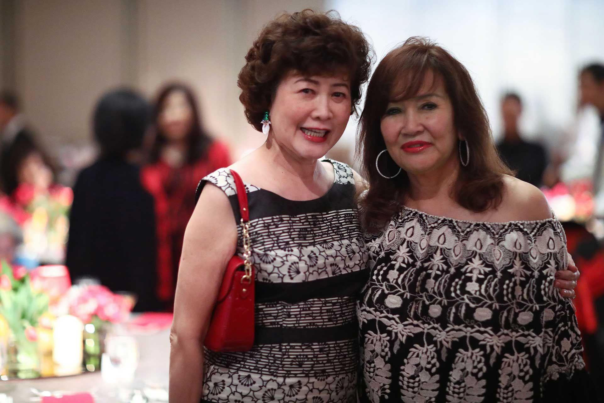 Ming Tsuan Sen and Dato' Rosemarie Wee