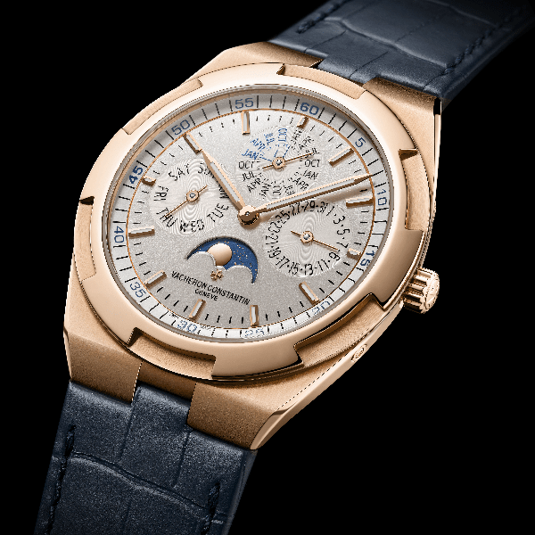 Vacheron Constantin Overseas Ultra-Thin Perpetual Calendar (Photo: Vacheron Constantin)