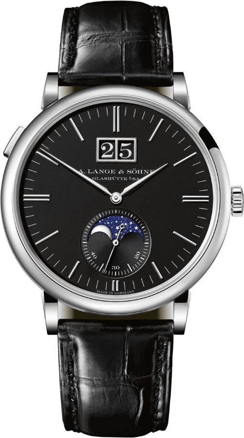 A. Lange & Sohne Saxonia Moon Phase (Photo: A. Lange & Sohne)