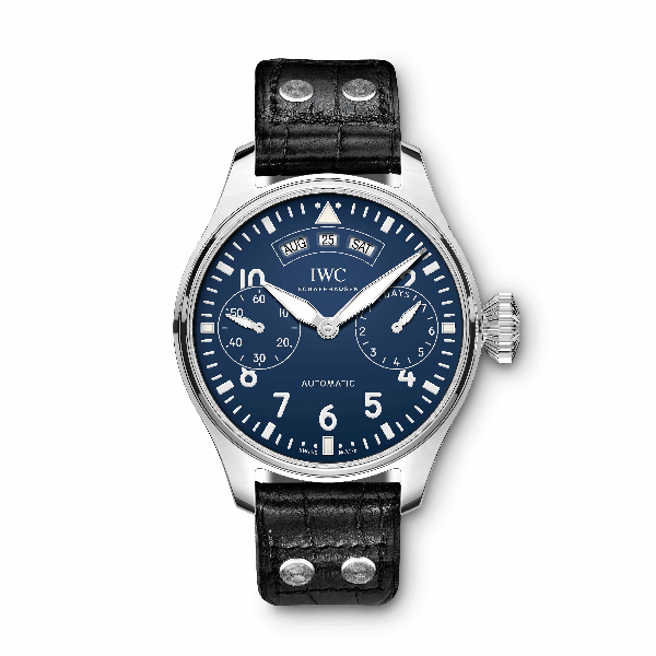 IWC Big Pilot's Watch Annual Calendar (Photo: IWC Schaffhausen)