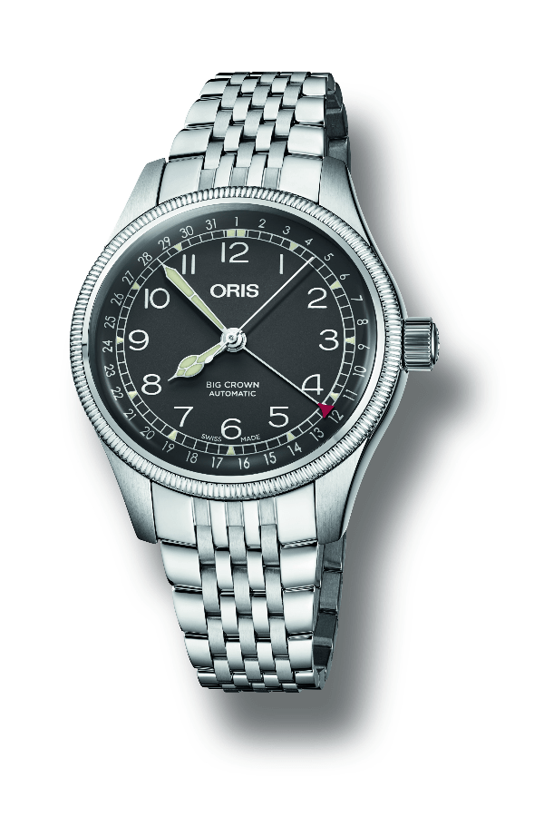 Oris Big Crown Pointer Date (Photo: Oris)