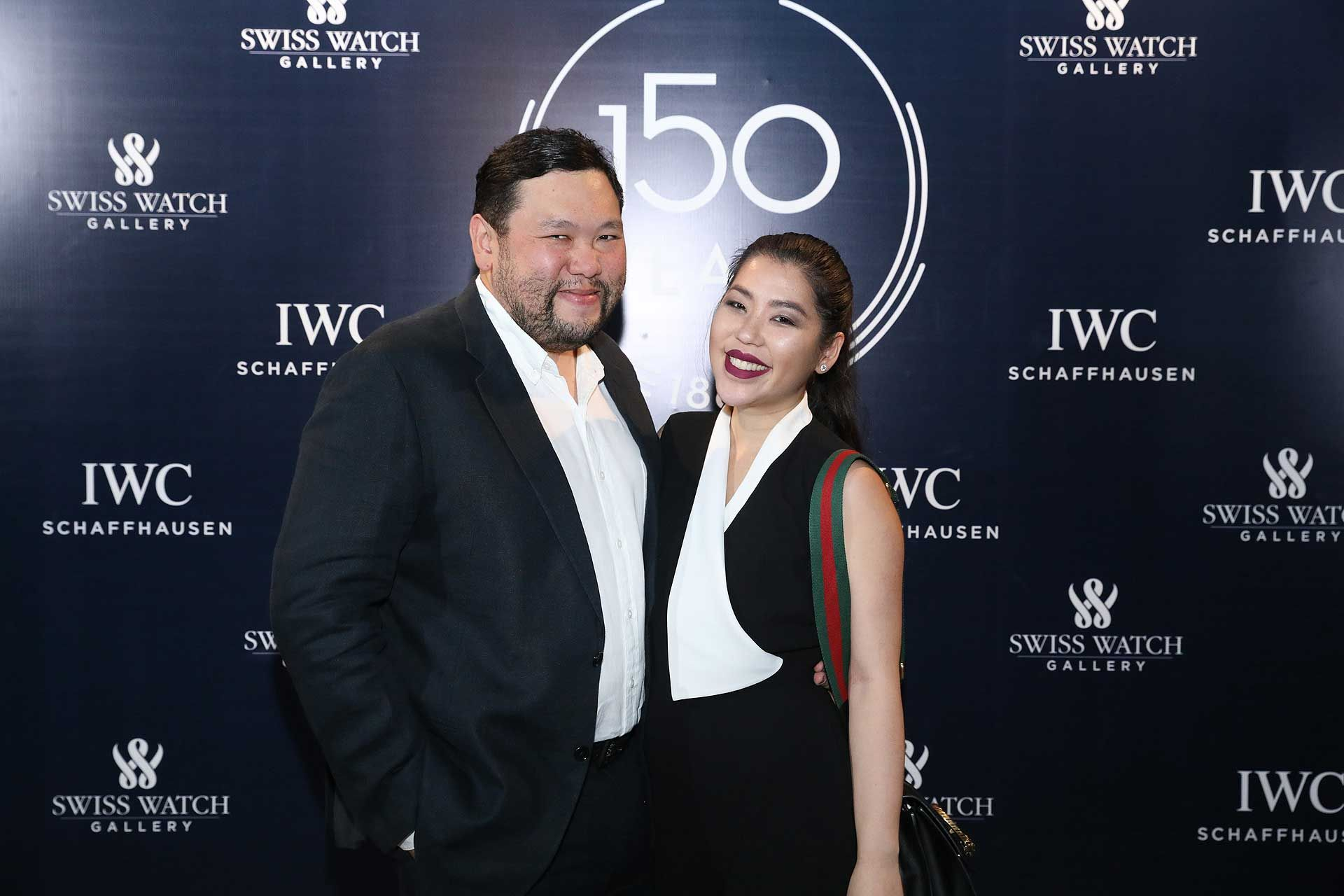 Benjamin Yong and Elizabeth Lee-Yong