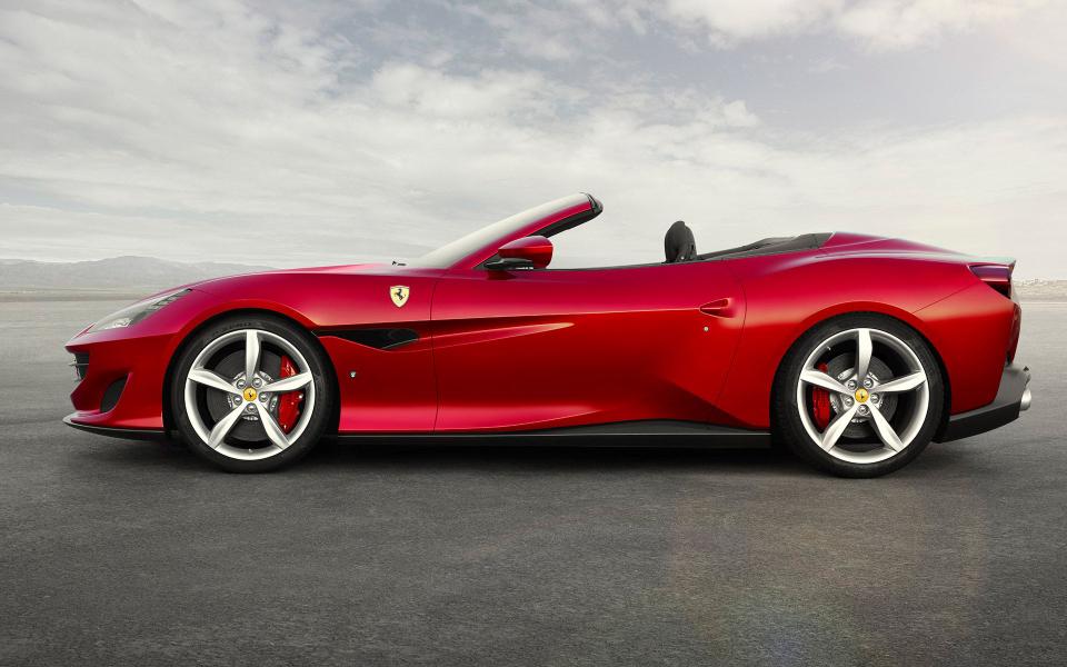 Ferrari Portofino 6