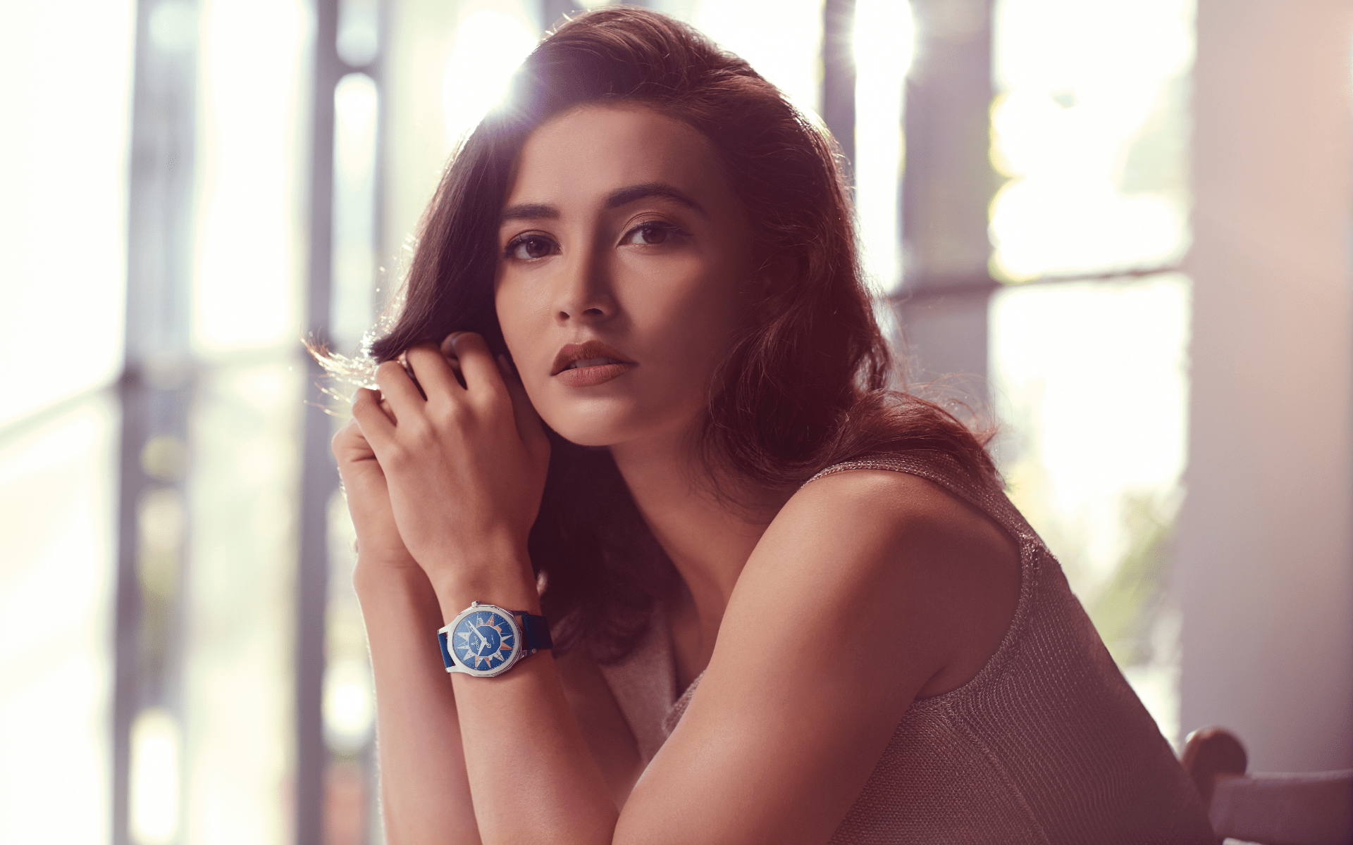 Farah Ann is the new Friend of Corum, Southeast Asia (Photo: Corum)