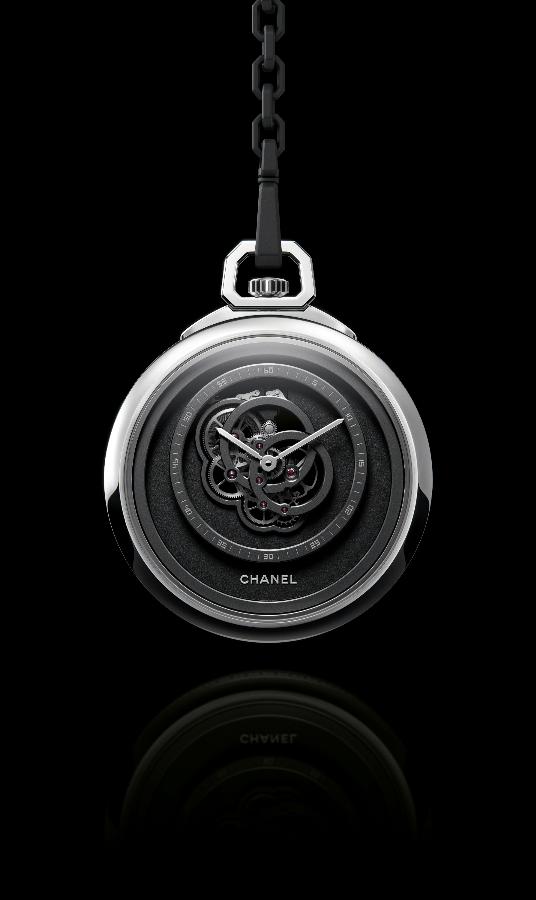 Monsieur pocket watch (Photo: Chanel)