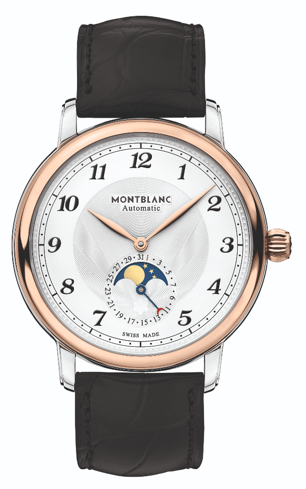 Star Legacy Moonphase (Photo: Montblanc)
