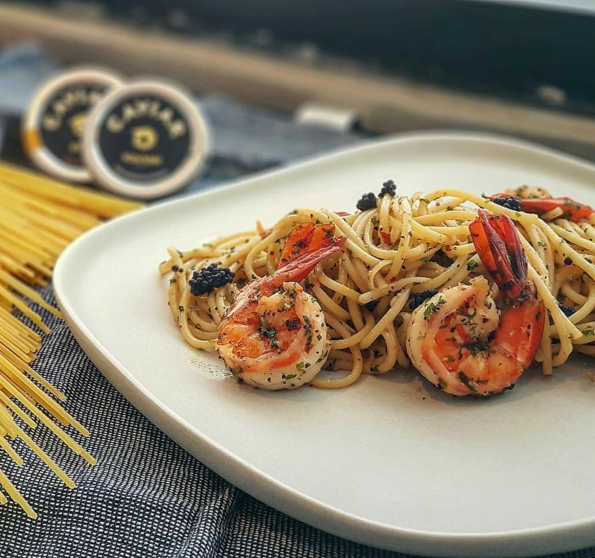 Poseidon Caviar & Seafood Bar