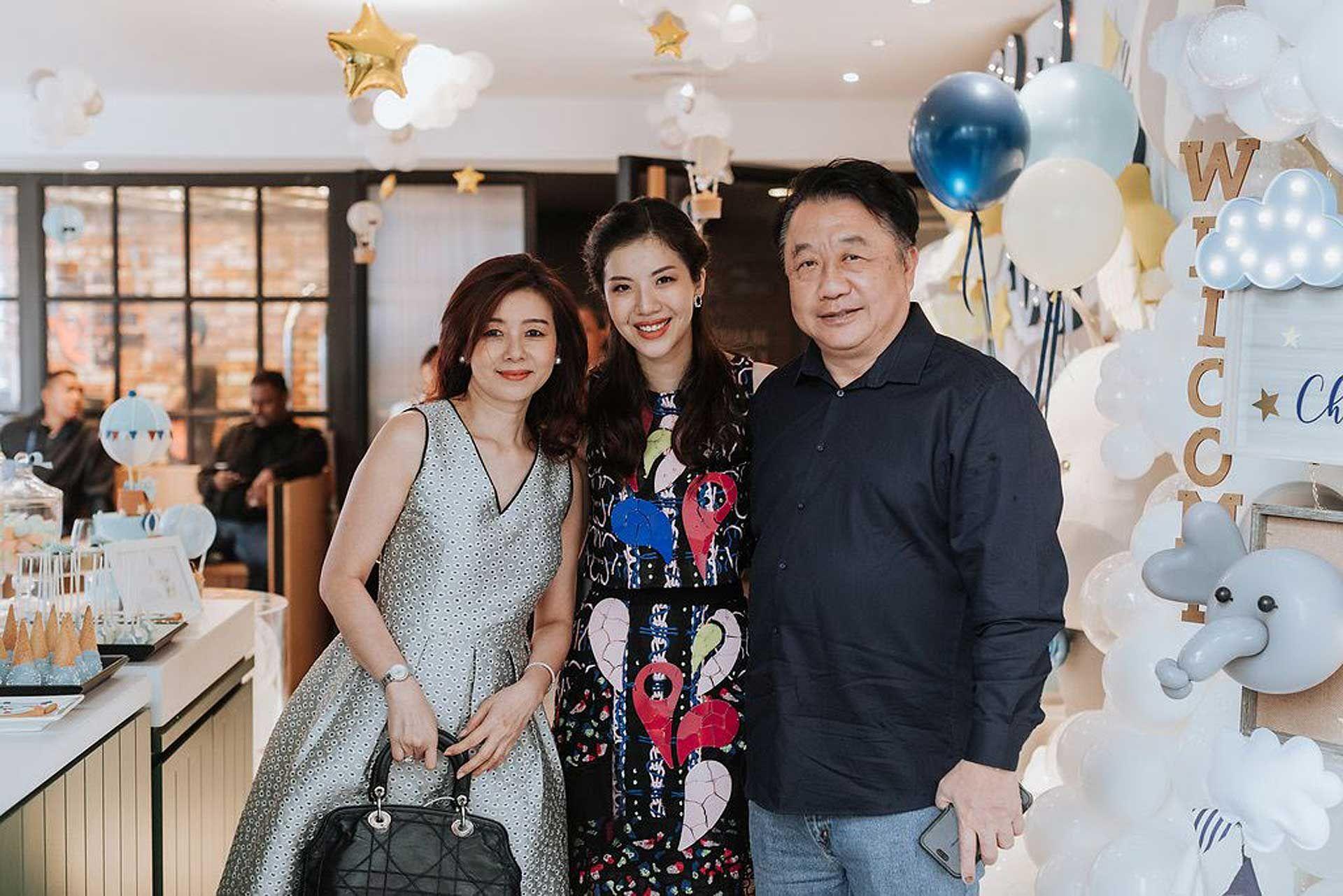 PY Yong, Toh Su-Quinn and Toh Chin Chong