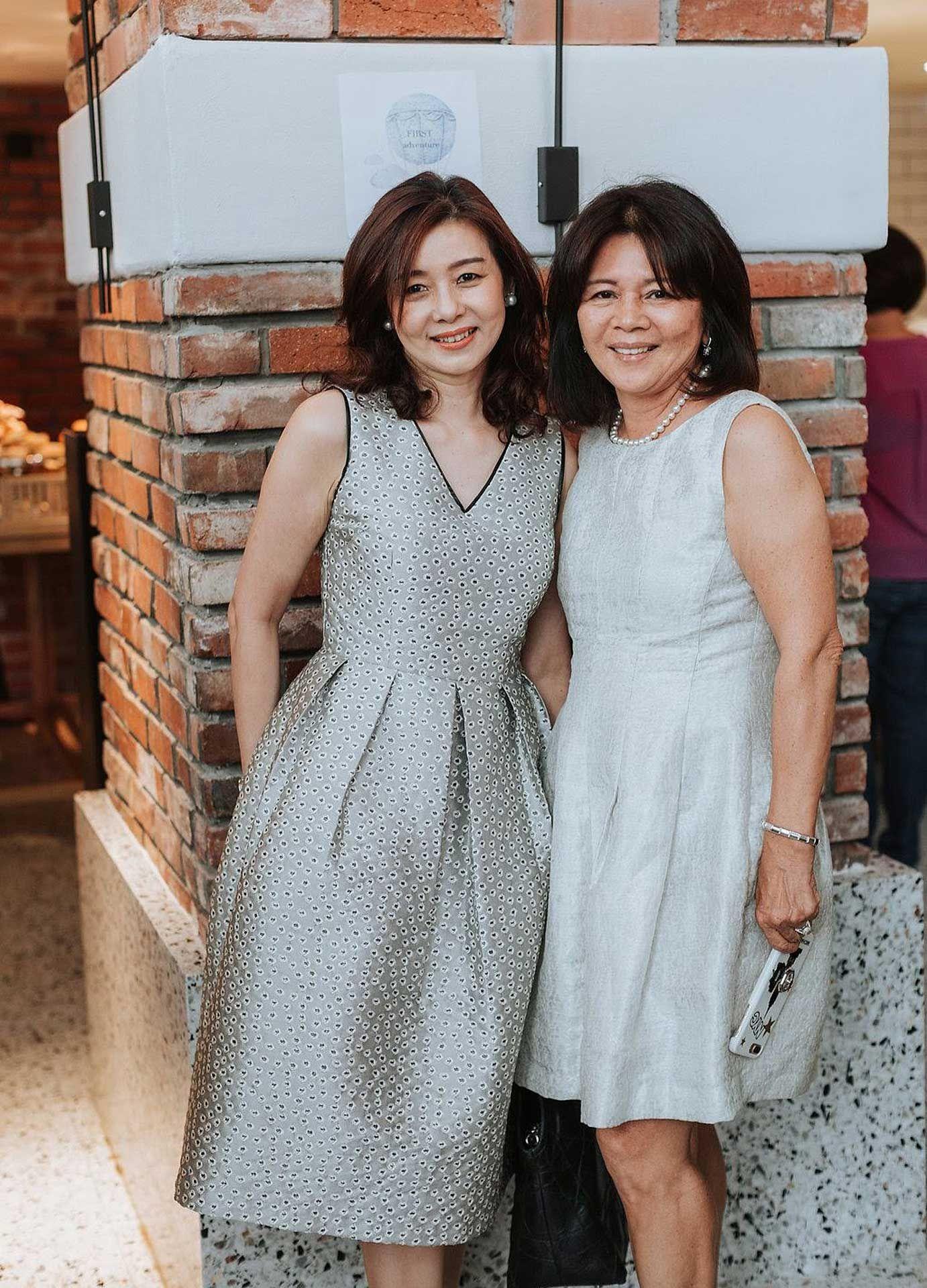 PY Yong and Datuk Yvonne Chia
