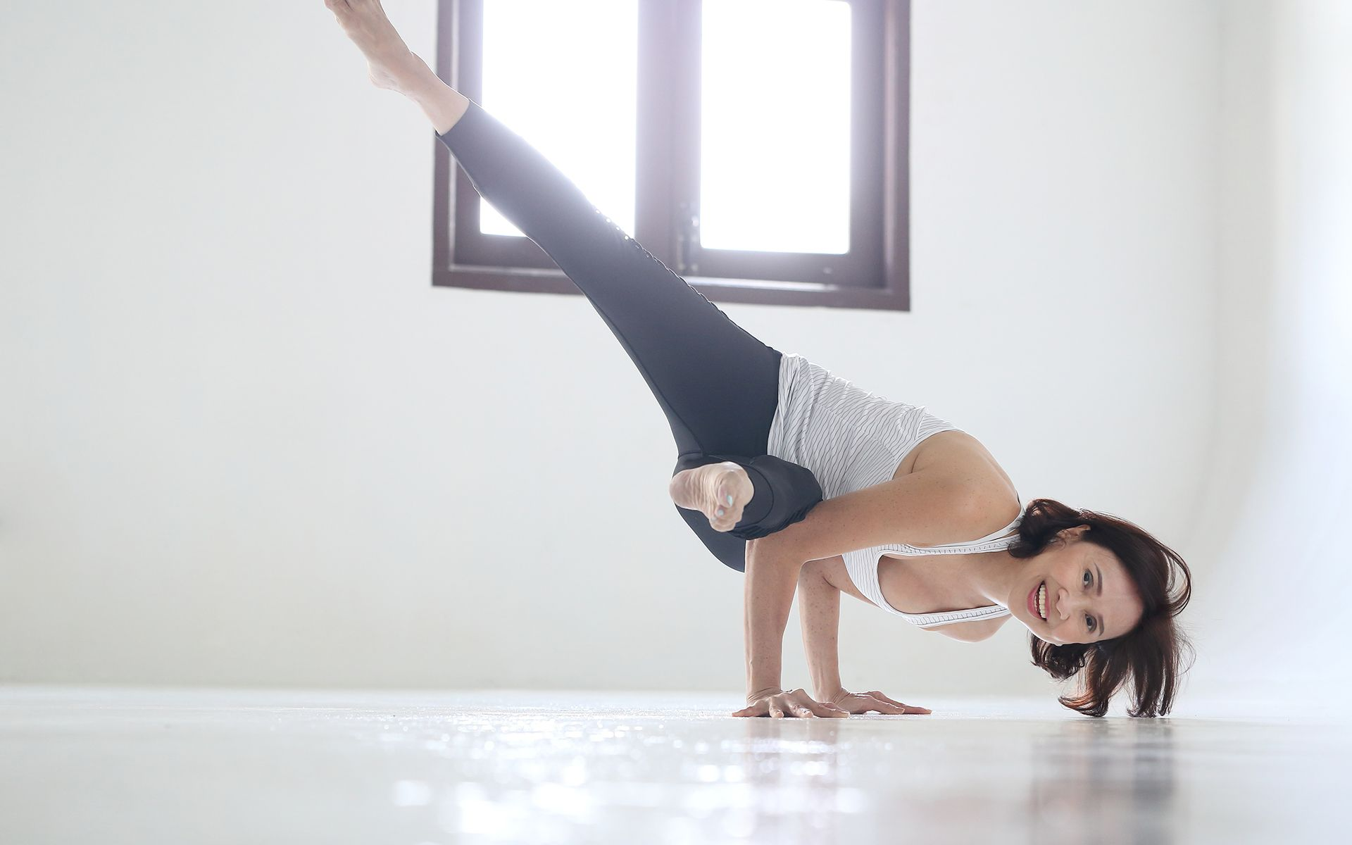 The Mantra That Helped A Senior Yogi Embrace Her Golden Years With Confidence Tatler Malaysia