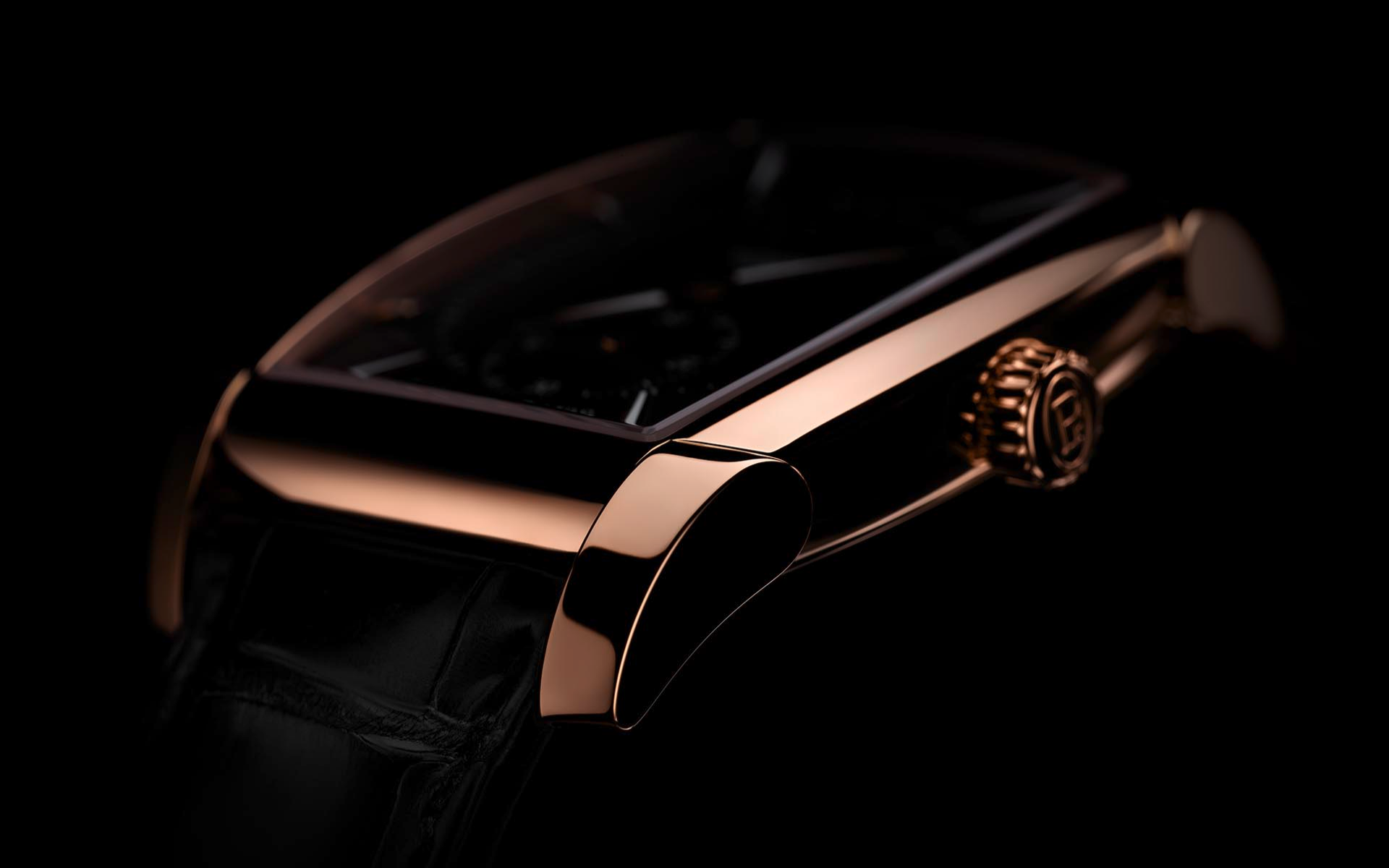 Gently curved to suit any wrist (Photo: Parmigiani Fleurier)