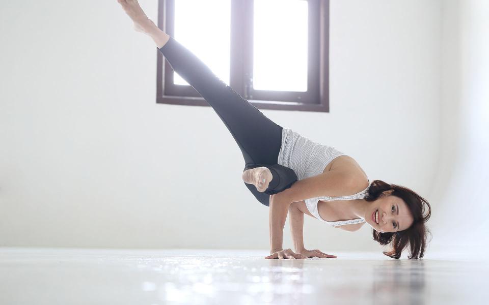 Lim Lay Gaik, Yoga Instructor Malaysia