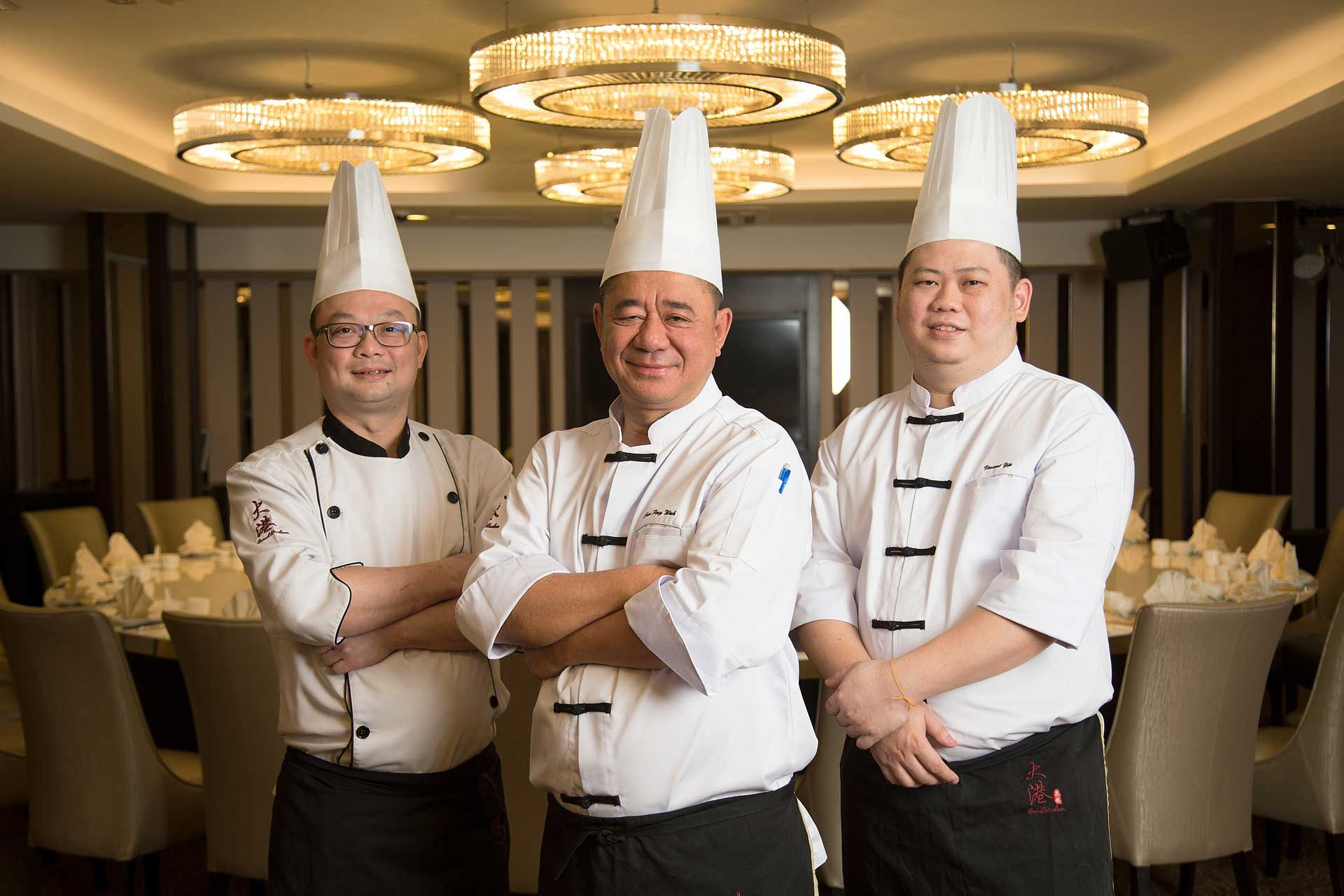 Grand Harbour's Chefs