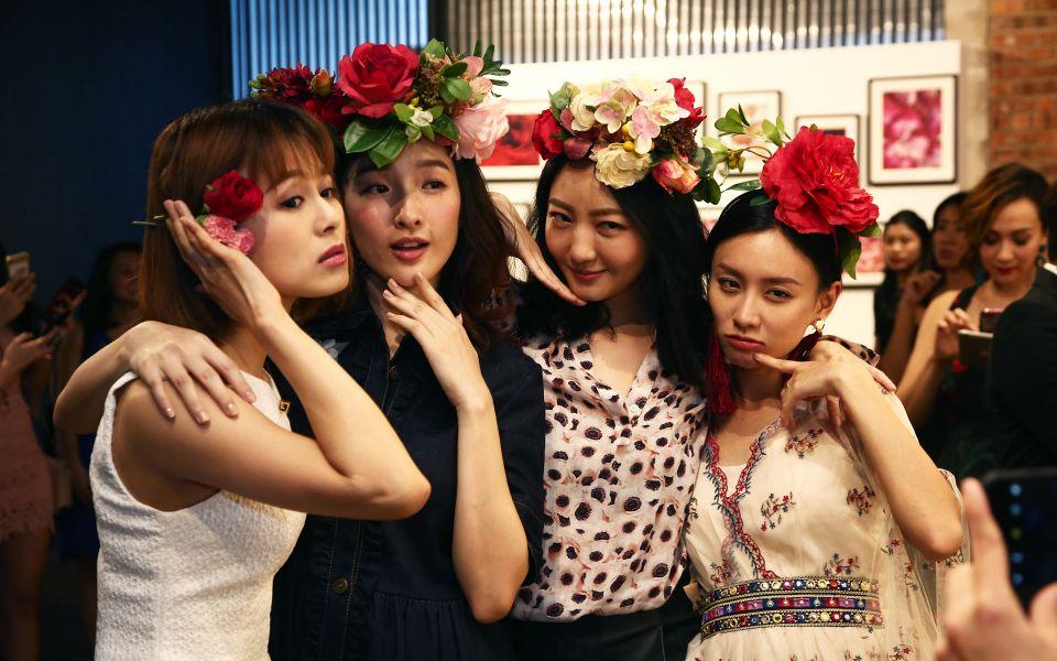 Xiao Yu, Karena Teo, Goh Jojo and Gan Mei Yan